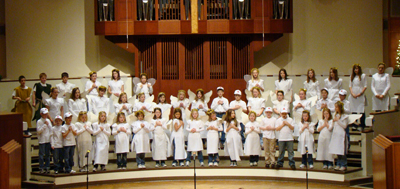 Childrens Choir Pic