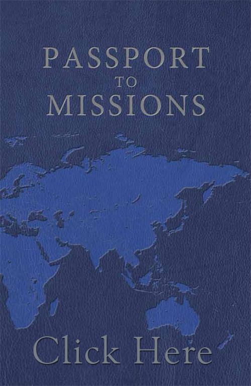 passport to missions cover image
